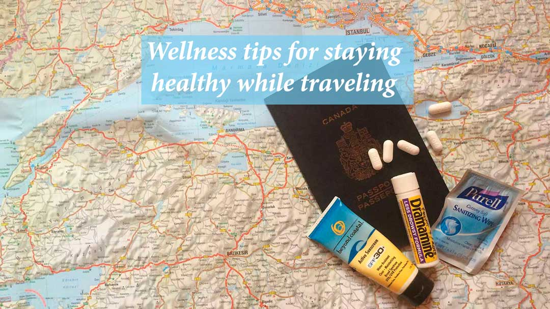 Wellness and Travel: Wellness Related Travel Tips